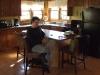 Dave in Kitchen